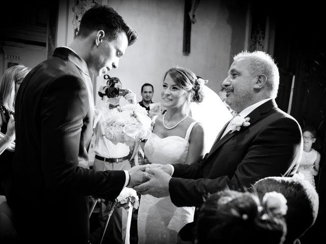 Il matrimonio di Samuele e Gaia a Guanzate, Como 9