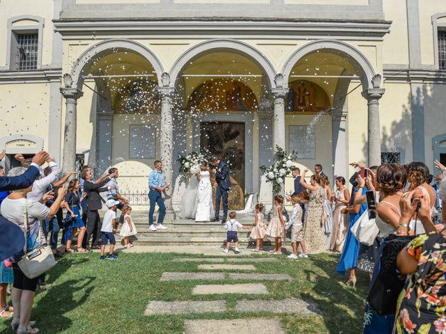 Il matrimonio di Samuele e Gaia a Guanzate, Como 10
