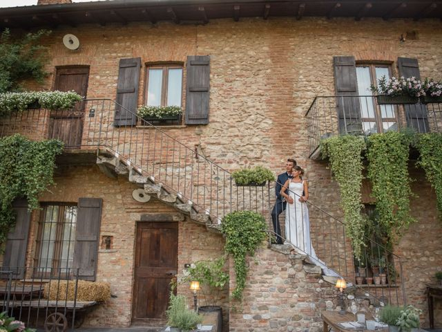 Il matrimonio di Samuele e Gaia a Guanzate, Como 12