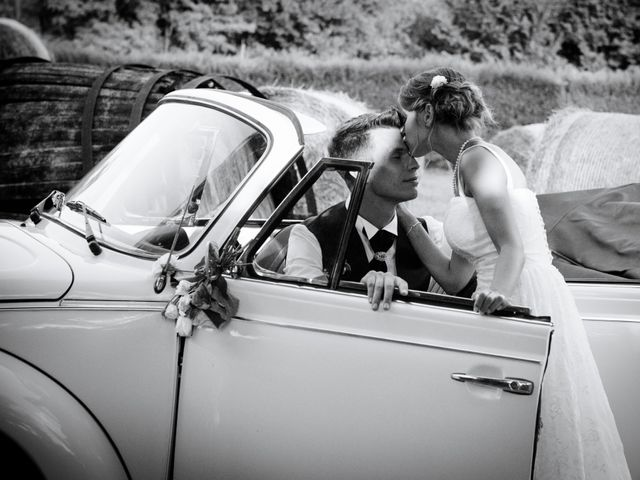 Il matrimonio di Samuele e Gaia a Guanzate, Como 15