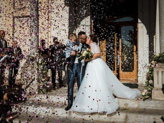 Il matrimonio di Matteo e Valentina a Assago, Milano 10