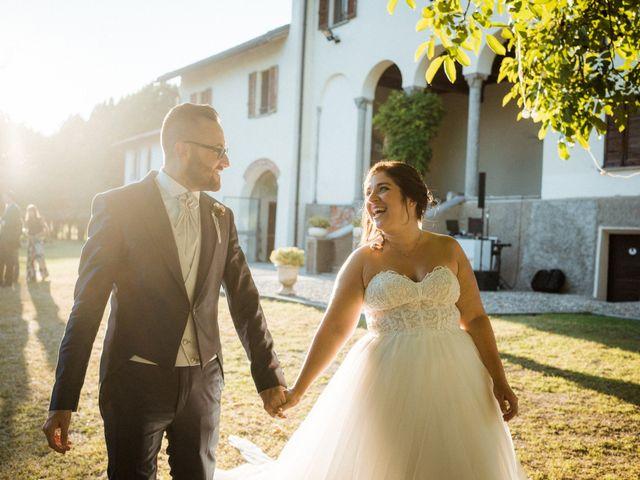 Il matrimonio di Matteo e Valentina a Assago, Milano 11