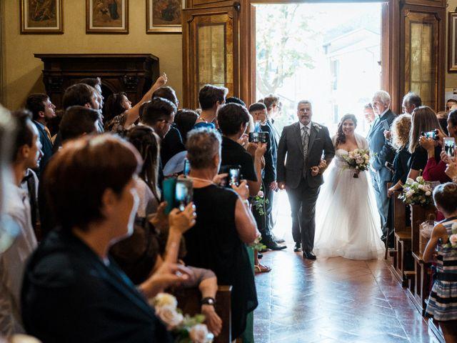 Il matrimonio di Matteo e Valentina a Assago, Milano 17