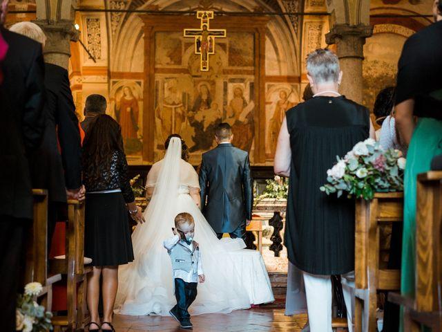 Il matrimonio di Matteo e Valentina a Assago, Milano 18