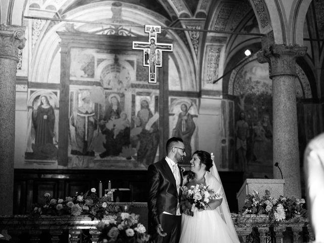 Il matrimonio di Matteo e Valentina a Assago, Milano 19