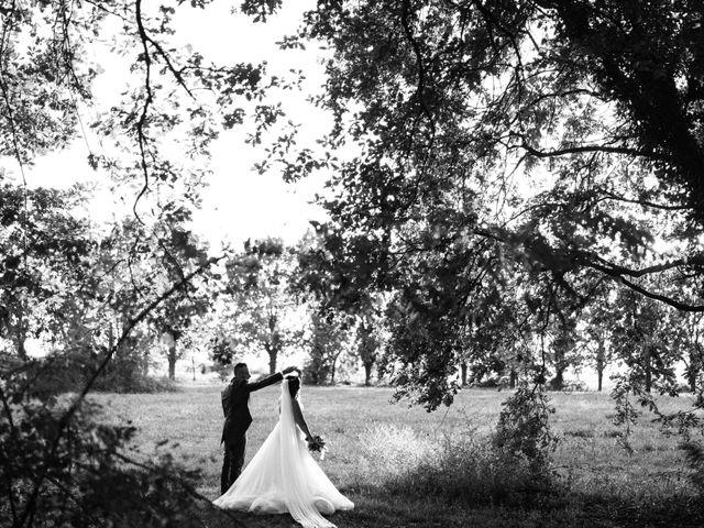 Il matrimonio di Matteo e Valentina a Assago, Milano 21