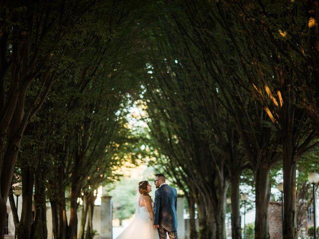 Il matrimonio di Matteo e Valentina a Assago, Milano 25