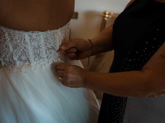 Il matrimonio di Matteo e Valentina a Assago, Milano 32