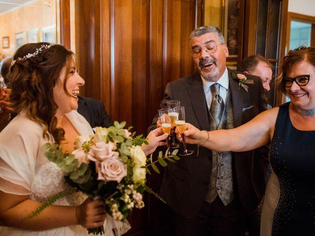 Il matrimonio di Matteo e Valentina a Assago, Milano 34