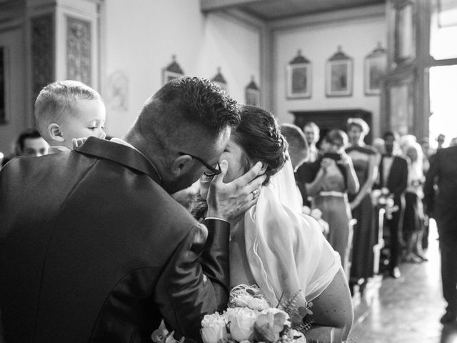 Il matrimonio di Matteo e Valentina a Assago, Milano 35
