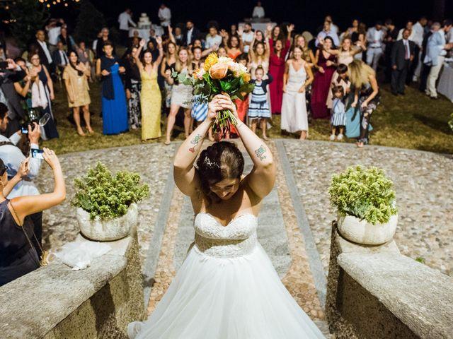Il matrimonio di Matteo e Valentina a Assago, Milano 49