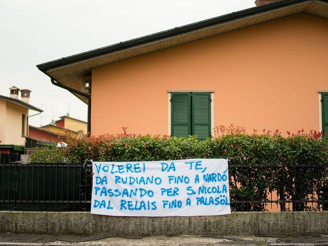 Il matrimonio di Enrico e Giulia a Rudiano, Brescia 7