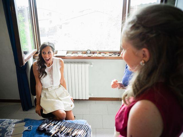 Il matrimonio di Enrico e Giulia a Rudiano, Brescia 11