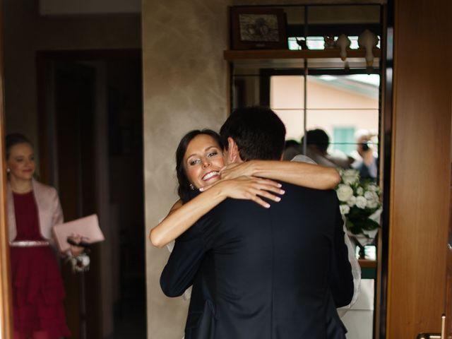 Il matrimonio di Enrico e Giulia a Rudiano, Brescia 17