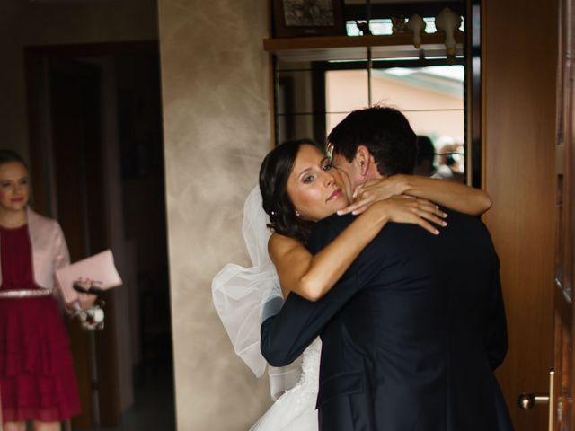 Il matrimonio di Enrico e Giulia a Rudiano, Brescia 18