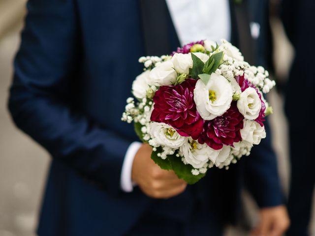 Il matrimonio di Enrico e Giulia a Rudiano, Brescia 20
