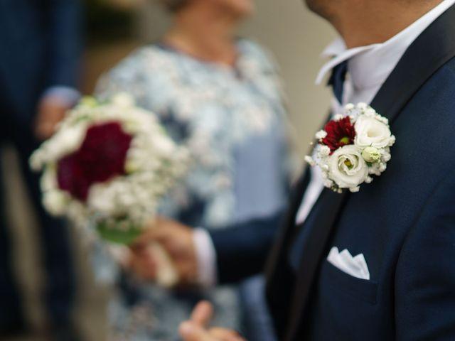 Il matrimonio di Enrico e Giulia a Rudiano, Brescia 21