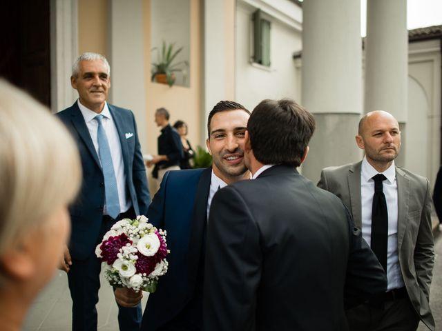 Il matrimonio di Enrico e Giulia a Rudiano, Brescia 22