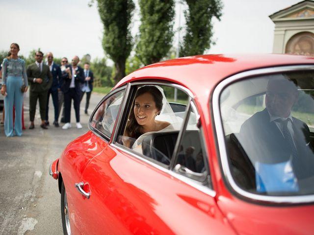 Il matrimonio di Enrico e Giulia a Rudiano, Brescia 26