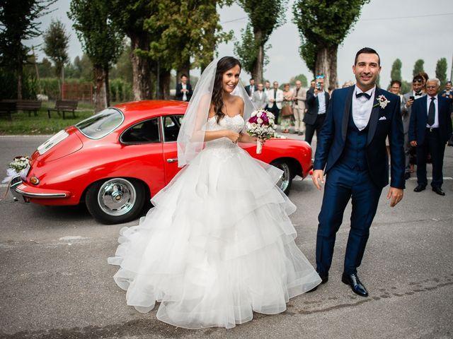 Il matrimonio di Enrico e Giulia a Rudiano, Brescia 27