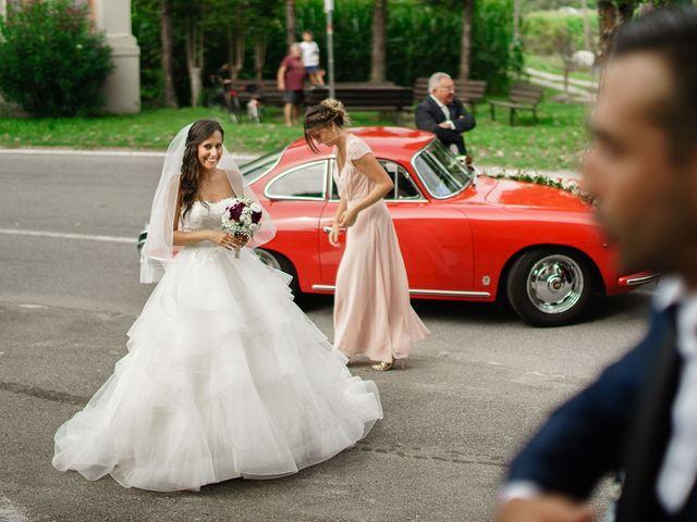 Il matrimonio di Enrico e Giulia a Rudiano, Brescia 29
