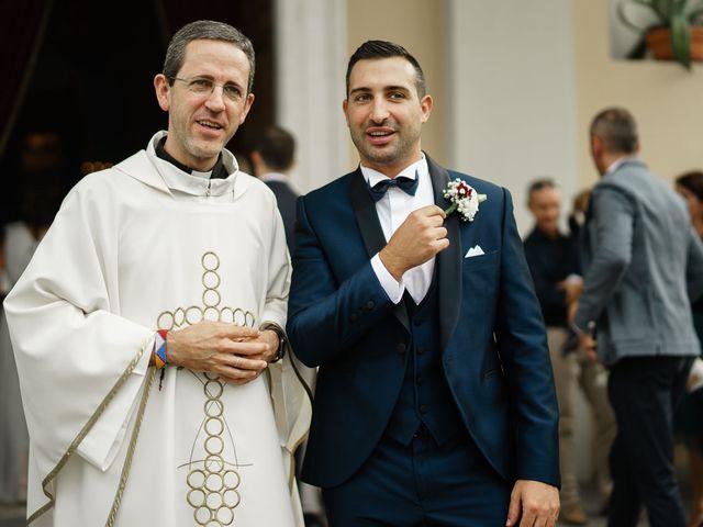Il matrimonio di Enrico e Giulia a Rudiano, Brescia 30