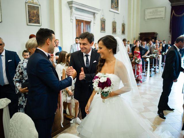 Il matrimonio di Enrico e Giulia a Rudiano, Brescia 35