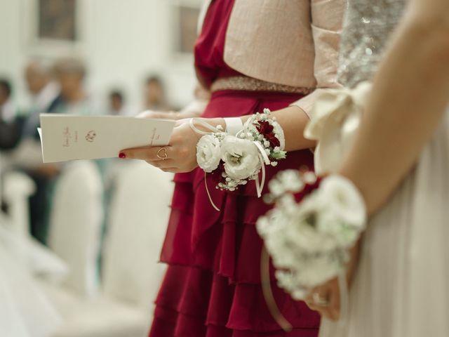 Il matrimonio di Enrico e Giulia a Rudiano, Brescia 36