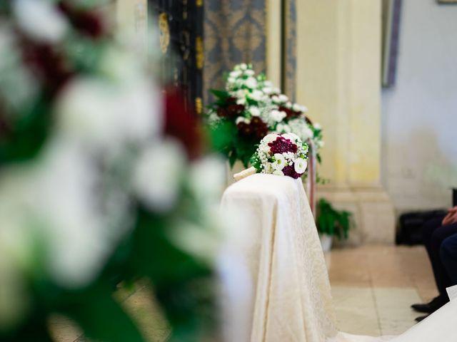 Il matrimonio di Enrico e Giulia a Rudiano, Brescia 37