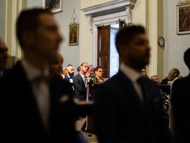 Il matrimonio di Enrico e Giulia a Rudiano, Brescia 38