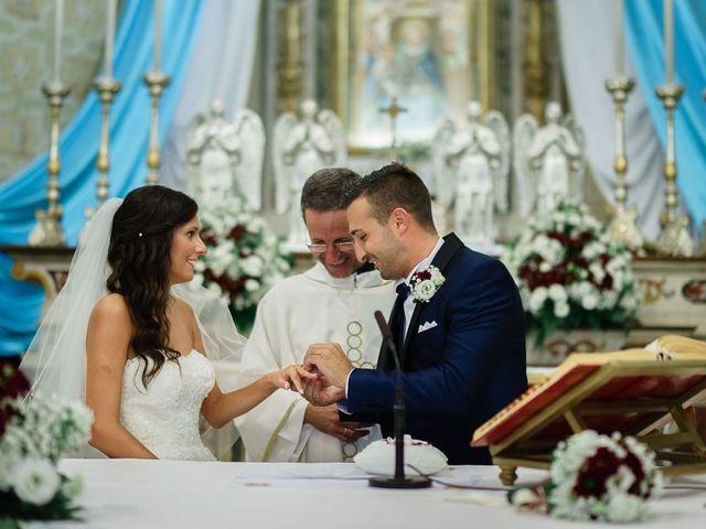 Il matrimonio di Enrico e Giulia a Rudiano, Brescia 39
