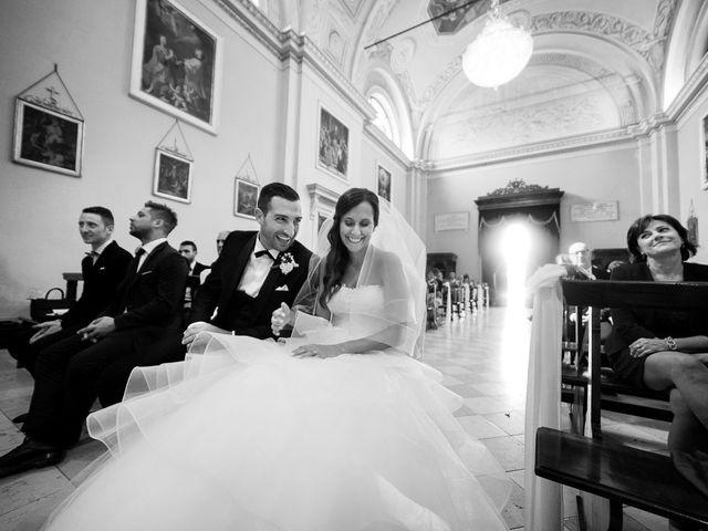 Il matrimonio di Enrico e Giulia a Rudiano, Brescia 44