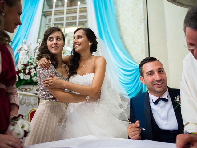 Il matrimonio di Enrico e Giulia a Rudiano, Brescia 45