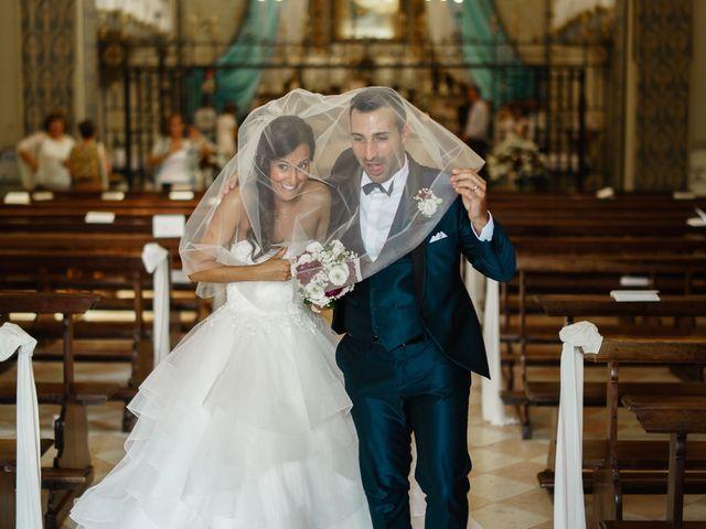 Il matrimonio di Enrico e Giulia a Rudiano, Brescia 46