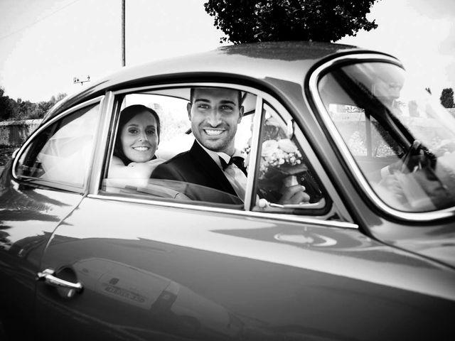 Il matrimonio di Enrico e Giulia a Rudiano, Brescia 48