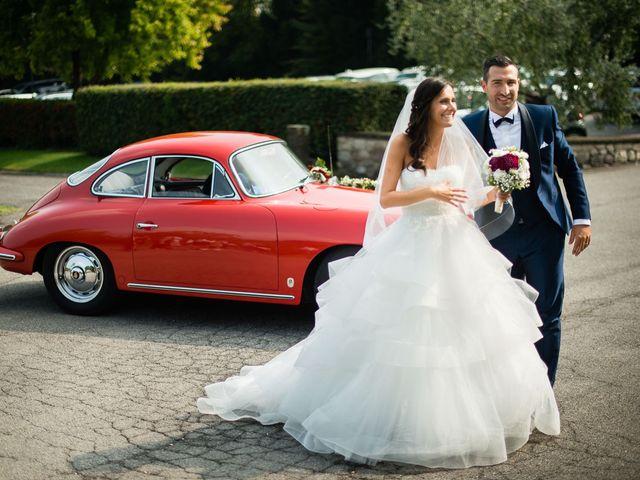 Il matrimonio di Enrico e Giulia a Rudiano, Brescia 52