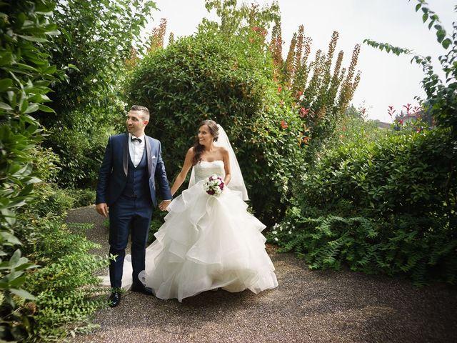 Il matrimonio di Enrico e Giulia a Rudiano, Brescia 53
