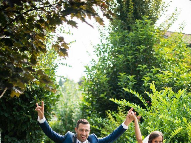 Il matrimonio di Enrico e Giulia a Rudiano, Brescia 55