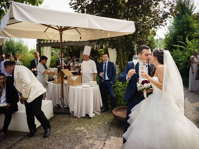 Il matrimonio di Enrico e Giulia a Rudiano, Brescia 56