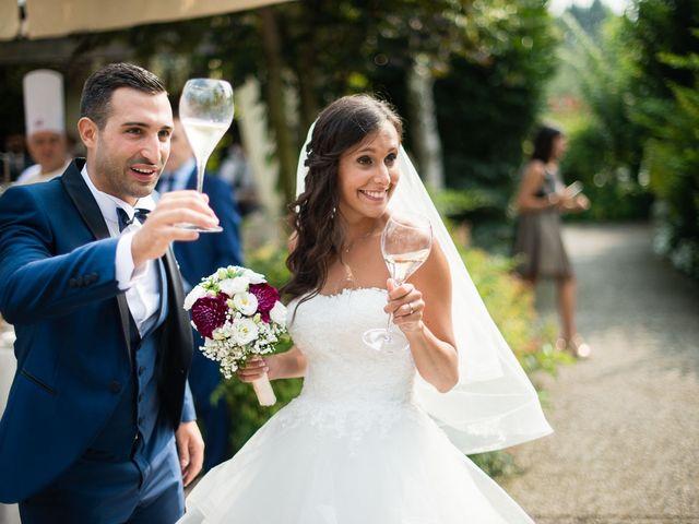 Il matrimonio di Enrico e Giulia a Rudiano, Brescia 57