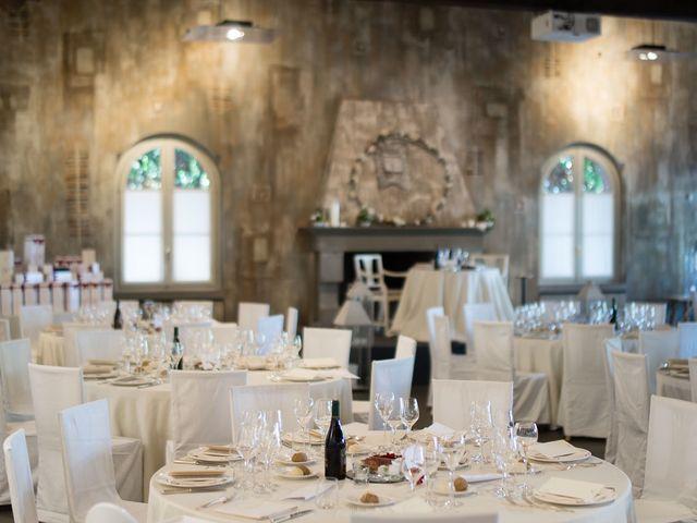 Il matrimonio di Enrico e Giulia a Rudiano, Brescia 61