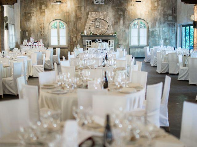 Il matrimonio di Enrico e Giulia a Rudiano, Brescia 62