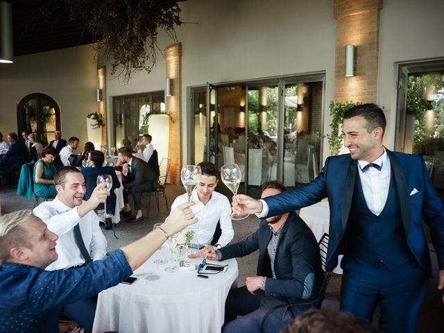 Il matrimonio di Enrico e Giulia a Rudiano, Brescia 63