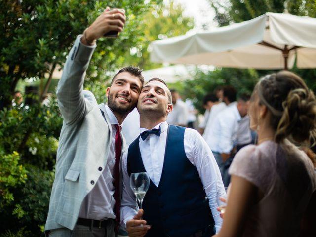 Il matrimonio di Enrico e Giulia a Rudiano, Brescia 65