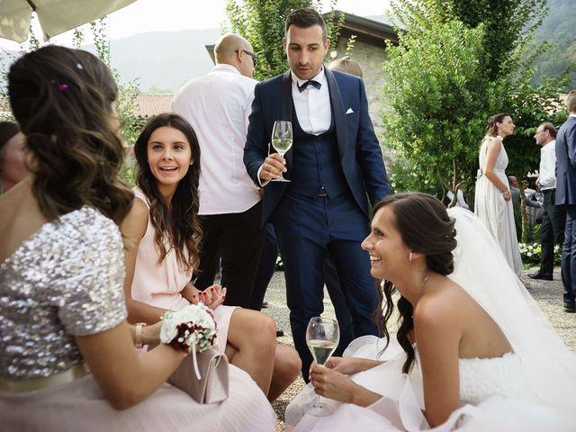 Il matrimonio di Enrico e Giulia a Rudiano, Brescia 66