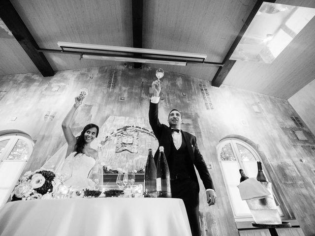 Il matrimonio di Enrico e Giulia a Rudiano, Brescia 69