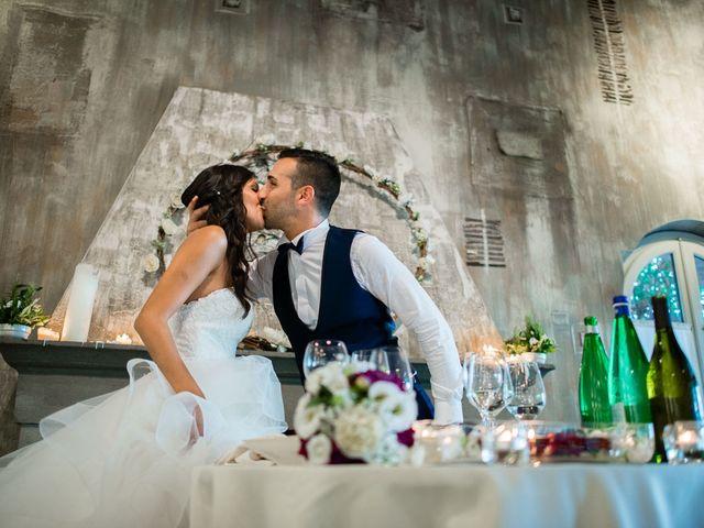 Il matrimonio di Enrico e Giulia a Rudiano, Brescia 76