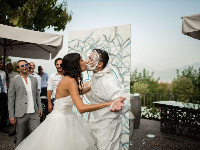 Il matrimonio di Enrico e Giulia a Rudiano, Brescia 81