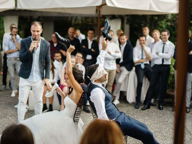 Il matrimonio di Enrico e Giulia a Rudiano, Brescia 82
