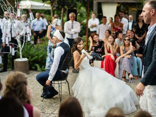 Il matrimonio di Enrico e Giulia a Rudiano, Brescia 83
